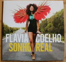 FLAVIA COELHO SONHO REAL 2016 2LP VINYL ALBUM DOUBLE LP MINT BRAZIL inc PARAISO