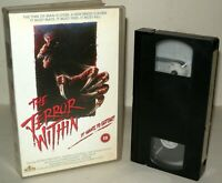 The Terror Within (1988) VHS Video Tape MGM - George Kennedy - Rare Find!