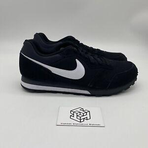 Nike MD Runner 2 Black White • 749794 010 • UK 10