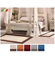 Intreccio tappeto scendiletto jacquard ciniglia varie misure