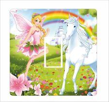 Unicorn 4 - Light Switch Sticker vinyl cover skin decal