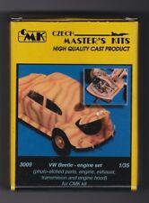 CMK CZECH MASTER'S KITS 3009 - VW BEETLE ENGINE SET - 1/35 RESIN KIT