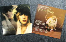 "Stevie Nicks album slick 12"" X 12"" for Crystal Visions Original !"