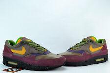 Nike Air Max 1 Premium Terra Huarache Chutney Grape Size 10.5 2006' 309717 071