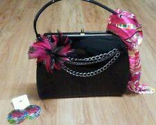 Vintage made NEW Dover U.S.A. Rockabilly Handbag/Purse