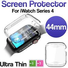 Full Cover Case Watch Ultra thin Clear Soft TPU Fits For Apple iWatch Series 5 4