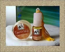 EGYPTIAN MUSK SUPERIOR Perfume Oil & Solid Perfume SET