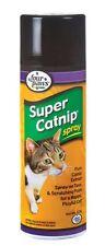 Four Paws Super Catnip Cat Spray Net Wt. 5 Oz Made en USA New