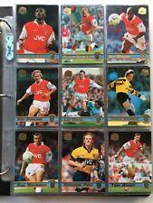 Merlin's Premier Gold 1998 Trading Cards Base Set (150/150) + Checklist 1-4