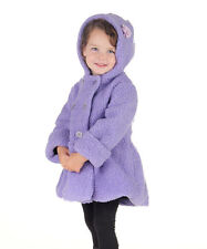 Lavender Berber Coat Infant Girls Olive & Lucy by Mack & Co Sz 18 M Months NWT