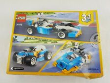LEGO Creator 3 in 1 Extreme Engines 31072 109 pcs