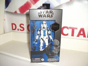 star wars Black series STORMTROOPER COMMANDER NEW non-mint box POSTAGE DISCOUNT