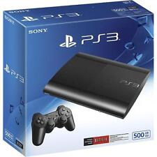 -*BRAND NEW*/- SONY - PLAYSTATION 3 500GB Video Game Console!