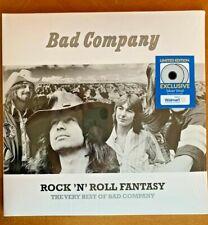 Bad Company le Meilleur De Édition Limitée Argent Vinyle LP