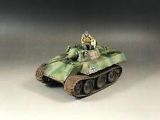 1/35 Built German VK1602 Leopard Light Tank w/ 1 Figure