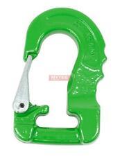Round Sling Hook Green 5300 Lbs Wll