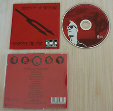 CD ALBUM SONGS FOR THE DEAF - QUEENS OF THE STONE AGE  15 TITRES 2002
