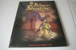 The Way of Shadow for Legend of the Five Rings L5R