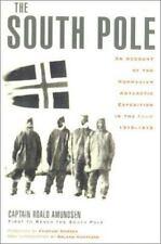 THE SOUTH POLE - AMUNDSEN, ROALD/ NANSEN, FRIDTJOF (FRW) - NEW PAPERBACK BOOK