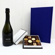 Di Maria Prosecco & 16 Luxury Belgian Chocolates in Gift Box - Mothers Day Gift