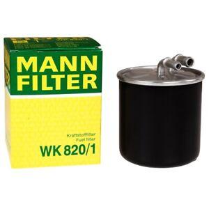 MANN-FILTER KRAFTSTOFFFILTER DIESELFILTER MERCEDES C E-KLASSE W203 W211 VIANO