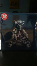 LEMMY - Born To Lose Live To Win 2nd Edition Vinyl w/ Motorhead Poster included