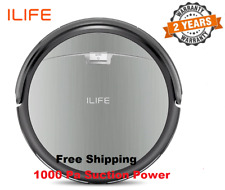 ILIFE A4s Robot Vacuum Cleaner Hoover Sweeper Powerful 1000Pa Suction Automatic