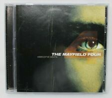 THE MAYFIELD FOUR ‎– SECOND SKIN CD ALBUM PROMO RARE