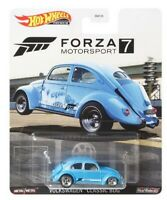 "Hot Wheels Real Rider 1/64 Forza Motorsport Volkswagen ""Classic Bug"" Model GJR48"