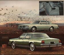 1984 Oldsmobile Delta 88, Refrigerator Magnet,40 Mil