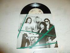 """VAN HALEN - When It's Love - 1988 UK 7"""" solid centred vinyl single"""