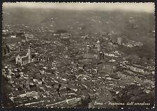 AD2036 Siena - Città - Panorama dall'aeroplano