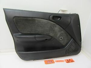 DOOR PANEL LEFT FRONT DRIVER SIDE CAR for 98-99 SUBARU LEGACY SW STATION WAGON