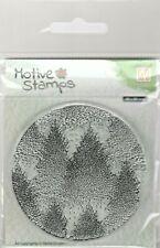 Nellie Snellen /Clear/Christmas/Forest/Background/UNMOUNTED/stamp/TXCS017/Tree