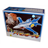 IZENBORG TANK & FLYNG MACHINE Hl Pro METALTECH 09 Die Cast Model Action Figure