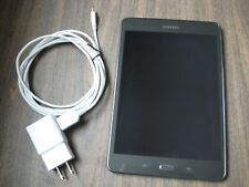 Samsung Galaxy Tab A (SM-T350) 16GB, Wi-Fi - Titanium Gray 8 Inch