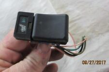 1993-1994 Volvo 850 passenger (right) side heated seat switch