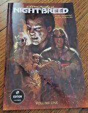 Clive Barker's NIGHTBREED Volume One Lootcrate Variant Graphic Comic