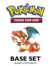 ⭐️ /102 Pick your card BASE SET Nintendo Wizards card WotC Vtg - Pokemon 1999 🎏