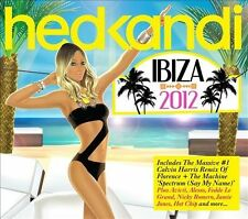 Hed Kandi Ibiza 2012 by Various Artists (CD, Aug-2012, 3 Discs, Hed Kandi)