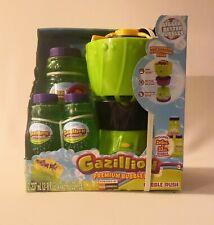 Gazillion Bubble Rush - Premium Bubbles 40oz Bubble Solution