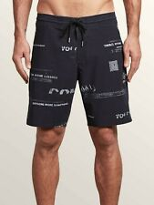 Volcom Stoneys Nothing Mens Boardshorts Size 32 Casual Summer Swimwear