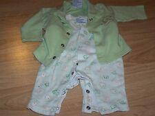 Size 3-6 Months Baby Paris 2 Piece Safari Outfit Set Romper & Jacket Top Lion