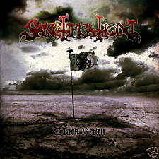 SANCTIFICATION Black Reign MORBID ANGEL HATE ETERNAL