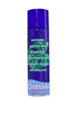 Chrysal Leafshine 8oz aerosol Formally Pokon Imported from Holland