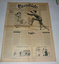 RIVISTA CANDIDO settimanale del sabato GUARESCHI -- anno 2 n 45 (1946)