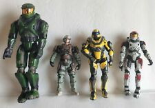 Halo 4 Action Figures Lot,
