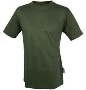 WebTex Olive T-Shirts Shooting Fishin Outdoor Army Cadet Military 1st Class Post