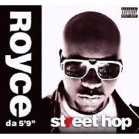 "ROYCE DA 5'9'' ""STREET HOP"" 2 LP VINYL NEW!"