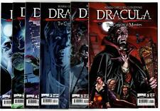 Dracula: The Company of Monsters #1-12 (2010-'11) Boom VF/NM to NM-